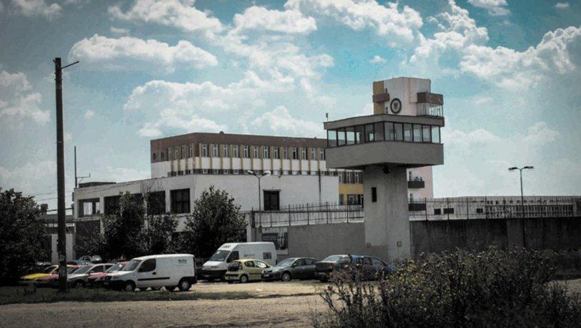 Ioan Neculaie, condamnat la doi ani de închisoare, a plecat de la Penitenciarul Giurgiu