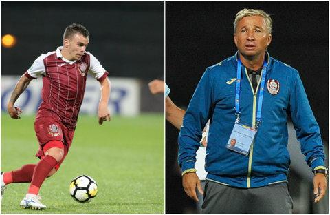 """S-a produs """"ruptura"""" între CFR şi Nistor! Fotbalistul s-a răstit la Dan Petrescu: """"Spune-mi, nene, de ce nu joc?"""". Ieşirea jucătorului la adresa clubului"""