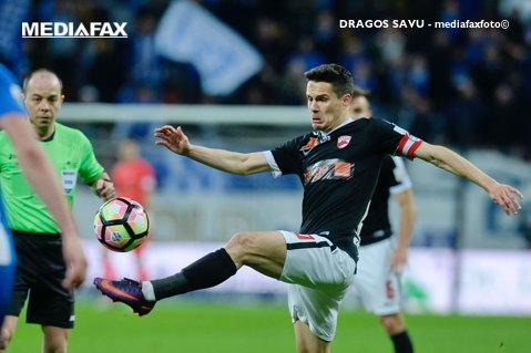 Dinamo, tot mai aproape de primul transfer al iernii! Impresarul lui Palic este la Bucureşti şi negociază termenii revenirii croatului