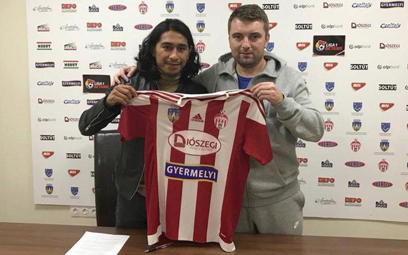 Sepsi a mai adus un jucător nou. E din Filipine, vine din Danemarca şi a mai jucat în Liga 1