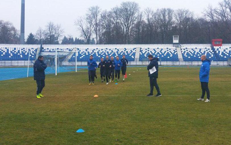 Începe chinul! Elevii lui Flavius Stoican vor pregăti în Antalya asaltul final pentru play-off. Lotul deplasat în Turcia