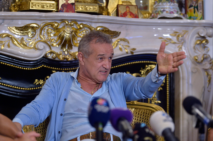 """Gigi Becali susţine că a primit o ofertă de 14 milioane de euro pentru """"perla"""" vicecampioanei. Răspunsul dat fără să stea pe gânduri"""