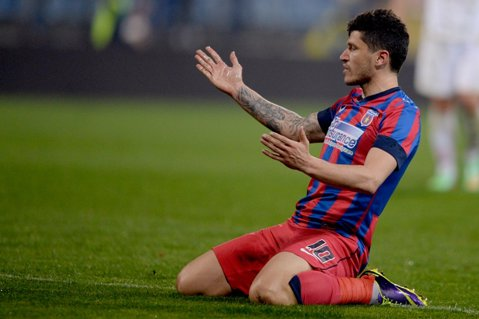 """Cristi Tănase, o nouă declaraţie în privinţa revenirii la FCSB: """"Vreau întâi să-mi rezolv situaţia la clubul actual"""""""