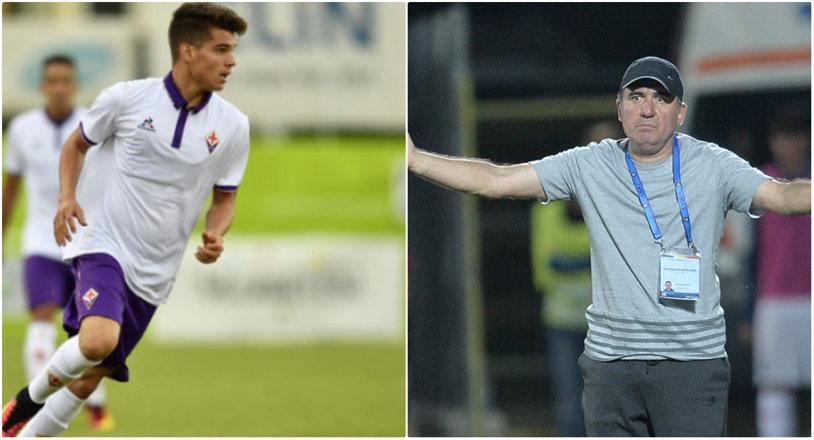 Ianis Hagi se antrenează cu Viitorul! Ultimele informaţii despre revenirea în Liga 1