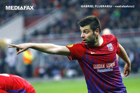"""Transferul lui Rusescu a picat. Becali a anunţat că a rămas impresionat de alt atacant: """"Este cel mai tare!"""""""