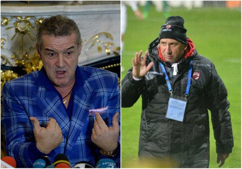 """Becali s-a răzgândit! Nu mai vrea Dinamo în play-off: """"E cam imposibil!"""" Finanţatorul FCSB laudă un transfer al """"câinilor"""": """"S-au întărit cel mai tare cu el. E fotbalist!"""""""