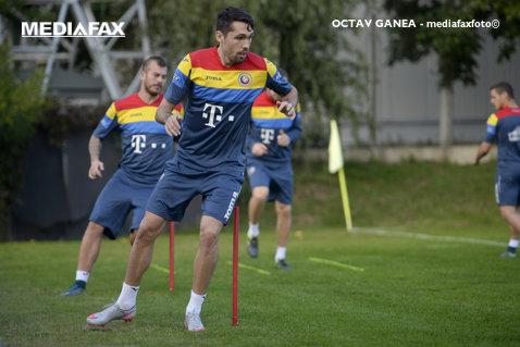 """Valerică Găman, noul jucător al FCSB! Becali: """"A semnat pe doi ani, a făcut vizita medicală. Ne va ajuta cu Lazio şi va deveni om de bază la naţională"""". Care e situaţia lui Cristi Tănase"""