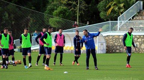 FC Botoşani, cu Golofca şi Moruţan titulari, a remizat în al treilea amical al iernii