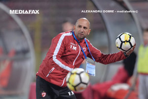 """""""Dublă"""" Nistor, """"dublă Nemec"""" şi patru goluri în zece minute. Dinamo a făcut spectacol în amicalul cu Aris"""