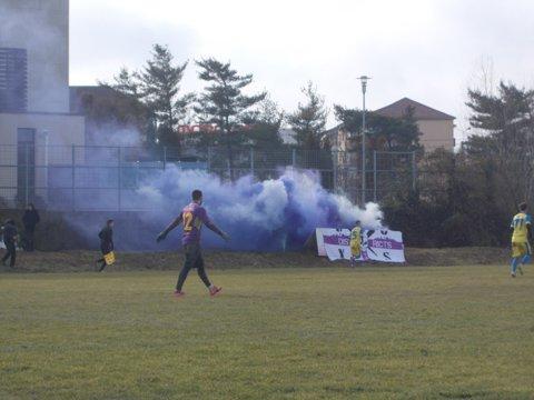 ACS Poli s-a impus la limită la primul amical cu o echipă de Liga a III-a. Ionuţ Popa este foarte îngrijorat!