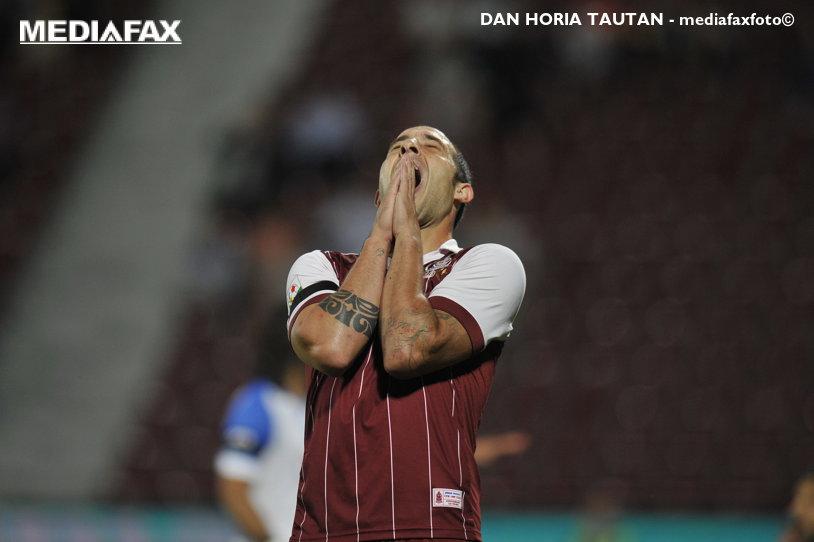 OFICIAL | CFR a renunţat la al doilea golgheter! L-a cedat unui alt club din play-off