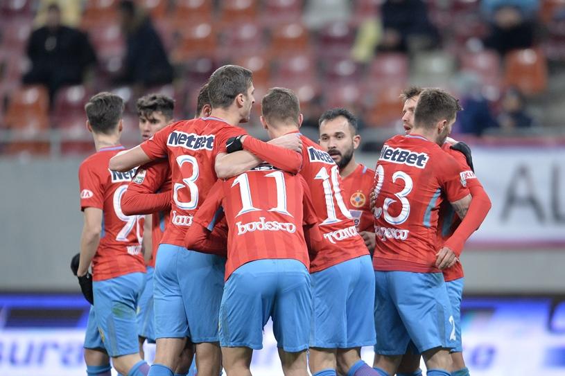 """Trei concluzii după ultimul amical al FCSB-ului, 2-0 cu NK Osijek. Pe cine se bazează Dică în prima etapă, ce se întâmplă cu Alibec şi de ce le ia faţa Pintilii lui """"Lampard"""" şi lui """"Busquets"""""""