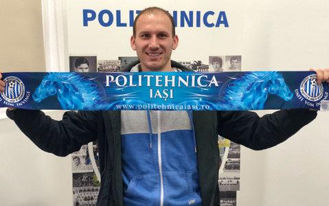 """Un portar din Republica Moldova, ultima achiziţie a Iaşiului! Transferurile realizate de CSM Poli în această iarnă. Ambrosie: """"Suntem pe plus"""""""