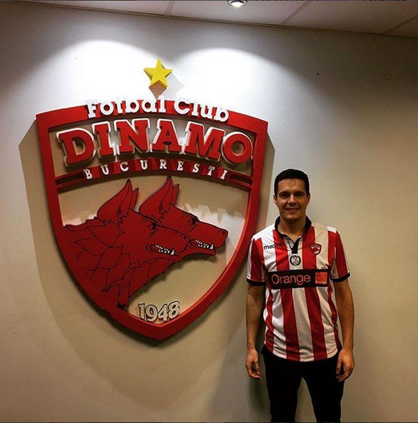 FOTO | Palic, oficial la Dinamo! Croatul a revenit în Ştefan cel Mare după o aventură ratată în Belgia