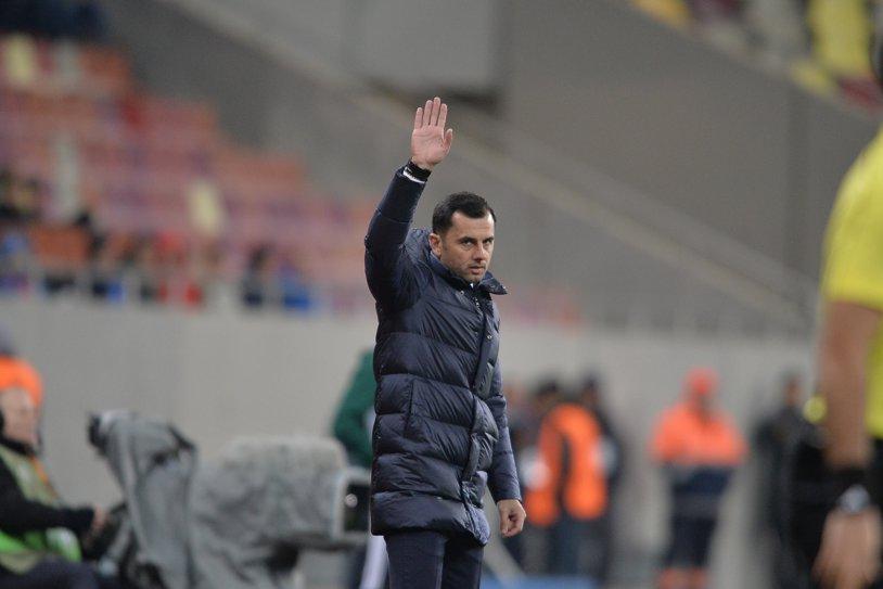"""Dică a găsit un nou fotbalist de naţională în lotul FCSB-ului: """"Eu aşa zic"""". Cum a explicat jocul nesigur al echipei din partida cu Gaz Metan"""