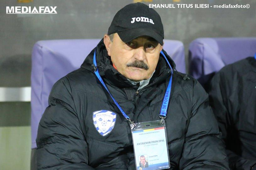 OFICIAL | ACS Poli Timişoara a confirmat despărţirea de Ionuţ Popa! Meritul antrenorului a fost recunoscut
