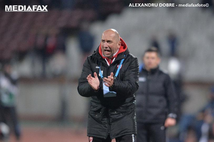 """""""Am dominat, dar e un rezultat echitabil"""". Miriuţă e sigur: """"Îi vom avea pe Torje şi Palic pentru play-off, nu pentru play-out!"""""""