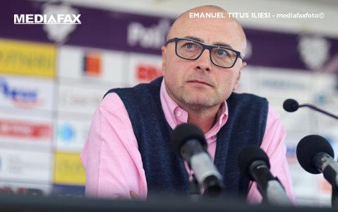 """Leo Grozavu, prezentat oficial la ACS Poli: """"Eu sunt dulăul de serviciu"""". Aşteptările noului antrenor al Timişoarei şi ce-i transmite managerului Adrian Neaga"""