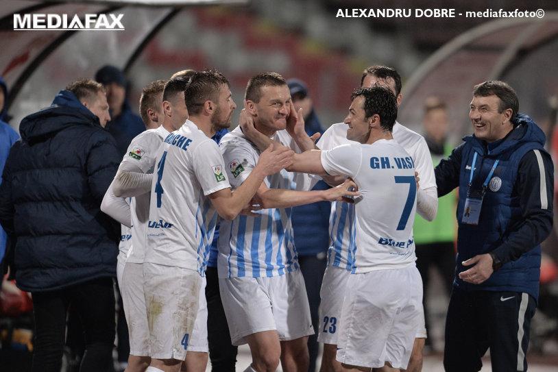 """Revenirea la Iaşi nu-i stârneşte niciun sentiment lui Golubovic: """"Nu este un meci special pentru mine. Dacă o să înscriu, o să fiu fericit"""""""