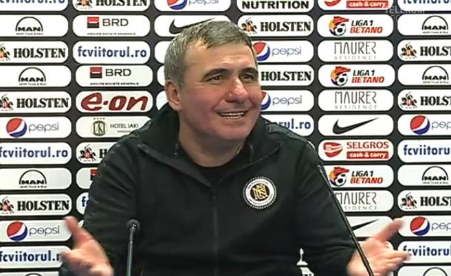 """Hagi, mesaj în italiană pentru omul pe care-l consideră vinovat pentru eşecul lui Ianis în Italia: """"Picta şi tu i-ai dat reject! Te salut din România, dar ai pierdut un mare jucător"""""""