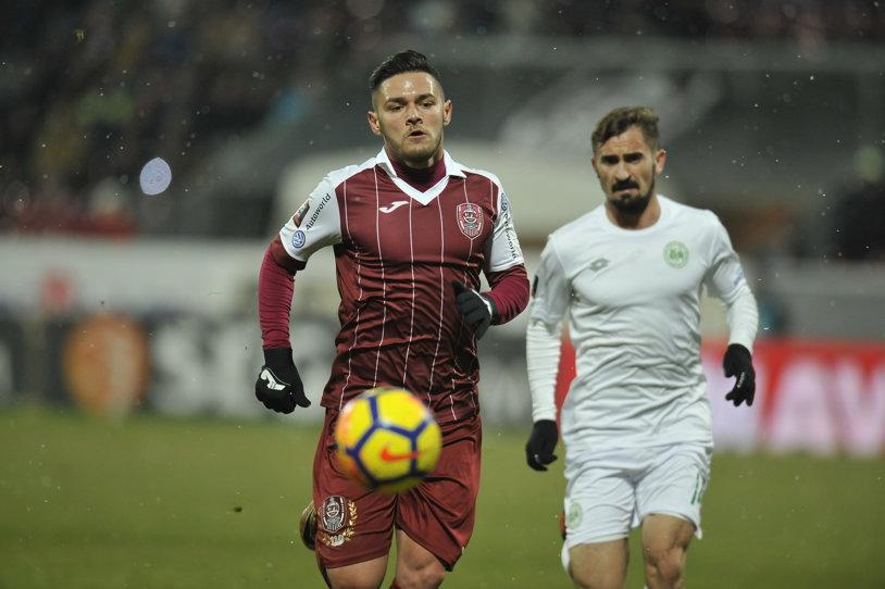"""S-au răzbunat cum au putut! Ioniţă, """"victima"""" celor de la FCSB: """"Schimbare la CFR Cluj. A ieşit Sebastian Mailat şi a intrat..."""""""