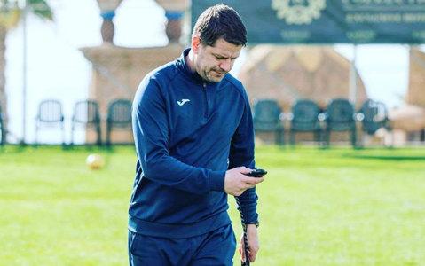 """""""E ceva frumos, e ceva fantastic!"""" Flavius Stoican e în culmea fericirii după ce a ajuns în play-off. Ce s-a întâmplat cu o seară înainte de CSM Poli - FC Botoşani"""