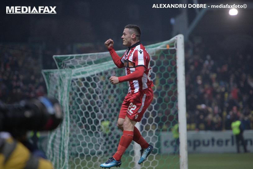 """Torje, după primul gol de la revenirea la Dinamo: """"Mă bucur că am reuşit să vin de pe bancă şi să ajut echipa"""". """"Câinele"""" a savurat victoria, a lăudat fanii, dar a tras un semnal de alarmă: """"Nu trebuie să se mai întâmple asta"""""""