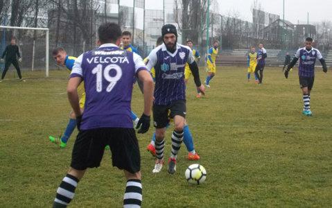 În căutare de soluţii la ACS Poli, Leo Grozavu a programat un amical cu o echipă de Liga 3. Un atacant argentinian, testat de timişoreni