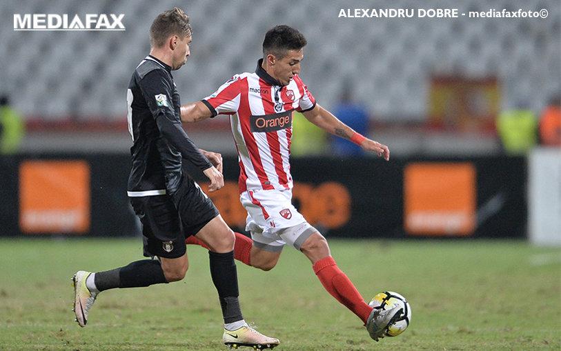 """Încă o plecare de la Dinamo! A lăsat """"haita"""" şi a semnat cu o altă echipă din Liga 1"""