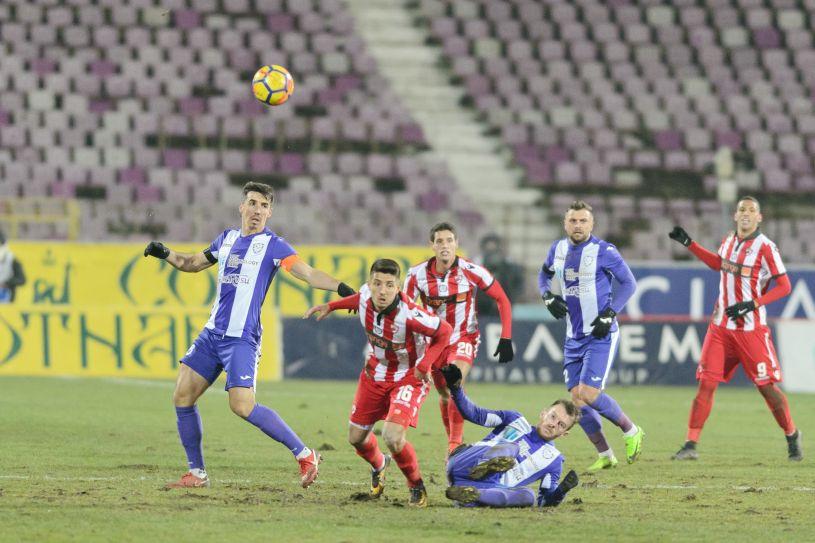 """Fundaşul care s-a despărţit de Dinamo: """"Nu a fost decizia mea să plec...Pentru mine a fost o plăcere să port tricoul alb-roşu"""""""