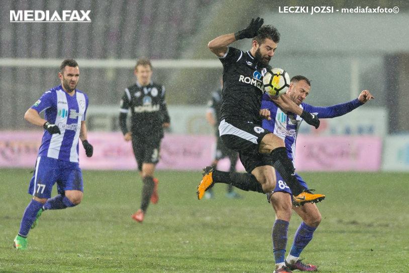 Gaz Metan - Juventus 0-0. Vecinii din subsolul clasamentului au dat-o la pace