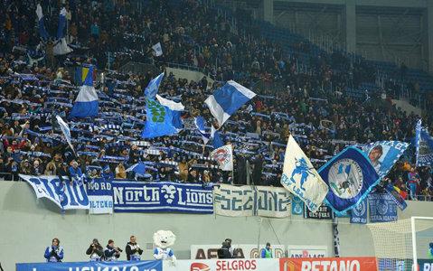 CRAIOVA | Biletele la meciul de Cupă cu Dinamo sunt mai scumpe şi se vând cu o condiţie