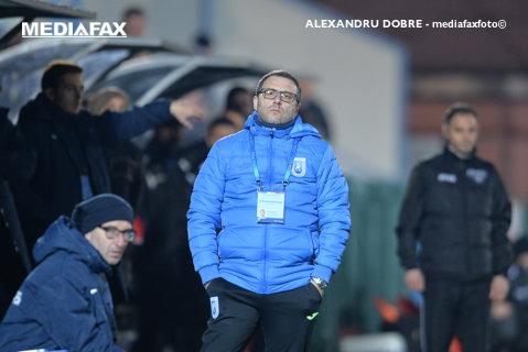 """Mangia a fost sunat din Italia: """"M-au întrebat dacă FCSB e o echipă care iese la joc"""".  Răspunsul dat în urma fazei care a """"dinamitat"""" Voluntari - CS U Craiova"""
