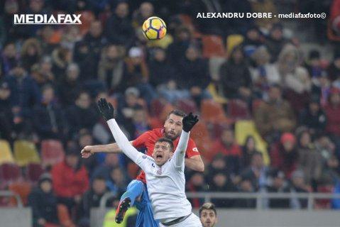 """Dică a cerut concentrare, dar fotbaliştii săi se gândesc doar la Europa League: """"Aş alege o calificare cu Lazio, decât victoria cu Dinamo"""""""
