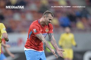 Dică a dezvăluit care e starea de sănătate a lui Alibec chiar înaintea derby-ului cu Dinamo. Când revine pe teren atacantul şi ce se întâmplă cu unul dintre căpitanii FCSB