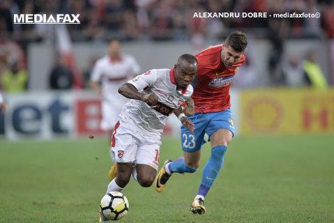 Un arbitru cu experienţă va conduce derby-ul dintre Dinamo şi FCSB