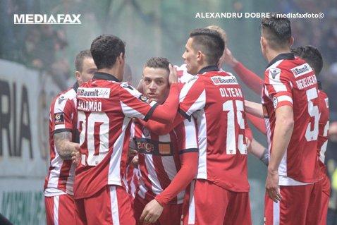 """Torje a prefaţat derby-ul cu FCSB: """"Trebuie să câştigăm, ne gândim cu toţii la playoff"""". Mijlocaşul a răspuns după afirmaţiile făcute de Becali"""
