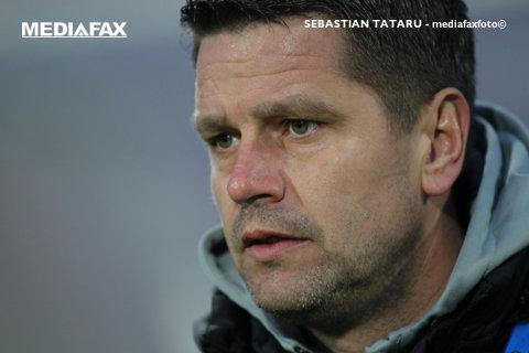 Discursul lui Stoican, după ce a dus Iaşiul pe loc de play-off şi a pus o mare presiune pe Dinamo