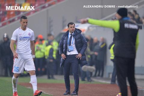 Reacţia lui Dică după un derby nebun! Mutarea care l-a ajutat să revină de la 0-2  şi ce spune despre Vlad