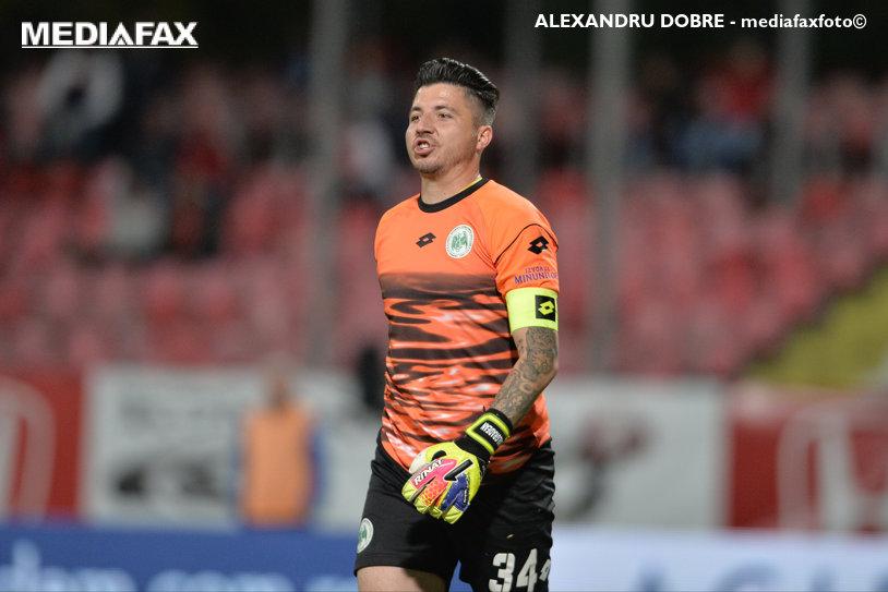 """Ce """"lovitură"""": Bălgrădean, înlocuitorul lui Vlad! Becali: """"Astăzi îl iau"""". Prima reacţie a portarului cu 110 meciuri şi două trofee la Dinamo"""