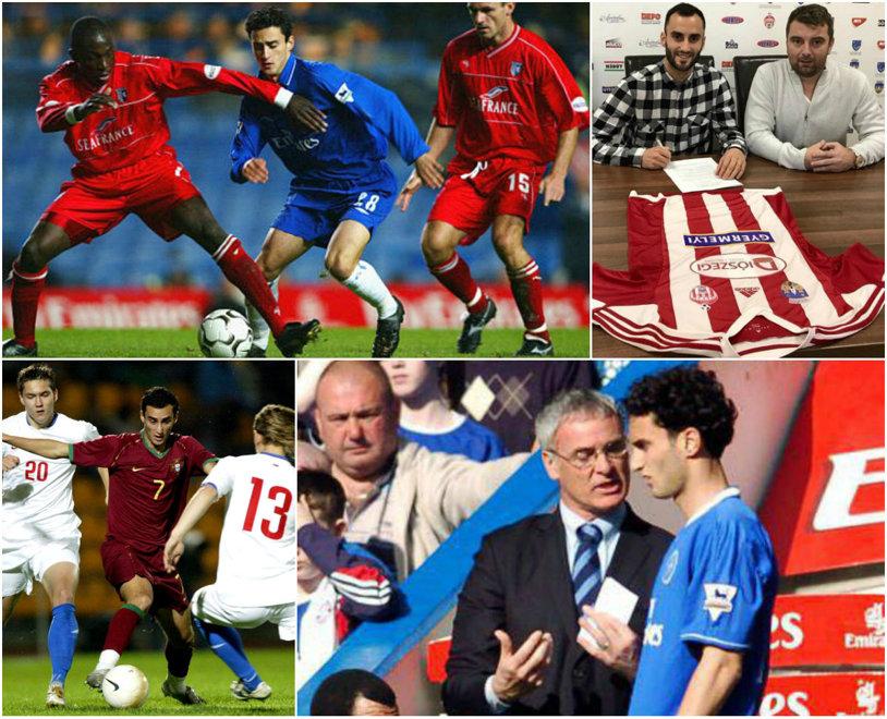 INTERVIU cu jucătorul cu cel mai important CV din Liga 1. Amintiri cu Zola, Mourinho, Ronaldo şi Adrian Mutu