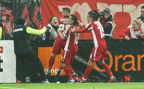 S-a stabilit arbitrul celui mai tensionat meci al ultimei etape din sezonul regular! Cine conduce Astra - Dinamo