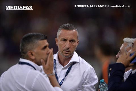 """Mihai Stoica, dat pe spate: """"Cea mai dinamică echipă din Liga 1! Super-tranziţie pozitivă, preocupare permanentă pt joc, mişcare continuă"""". Dezavantajul găsit de MM: """"Are, însă, un mare adversar"""""""