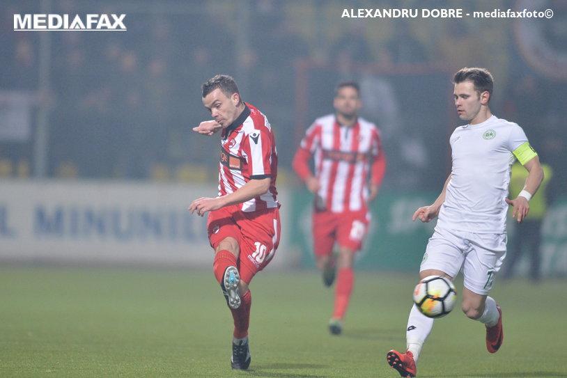 Cum ar putea arăta programul playout-ului! Dinamo primeşte vizita Mediaşului în prima etapă, Botoşani întâlneşte ultima clasată. S-a relansat lupta pentru supravieţuire după înjumătăţirea punctelor