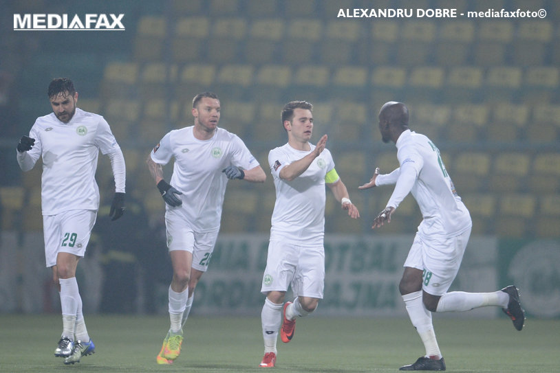 Concordia Chiajna - FC Voluntari 3-1. Dezastru pentru Niculescu! Gazdele au marcat de două ori în decurs de câteva secunde, Achim a redus diferenţa. Horj şi Prepeliţă au fost eliminaţi