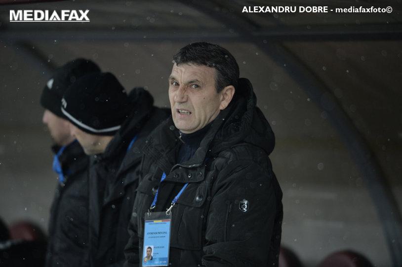 Neagoe speră ca Sepsi să joace meciul cu Dinamo la Sfântu Gheorghe