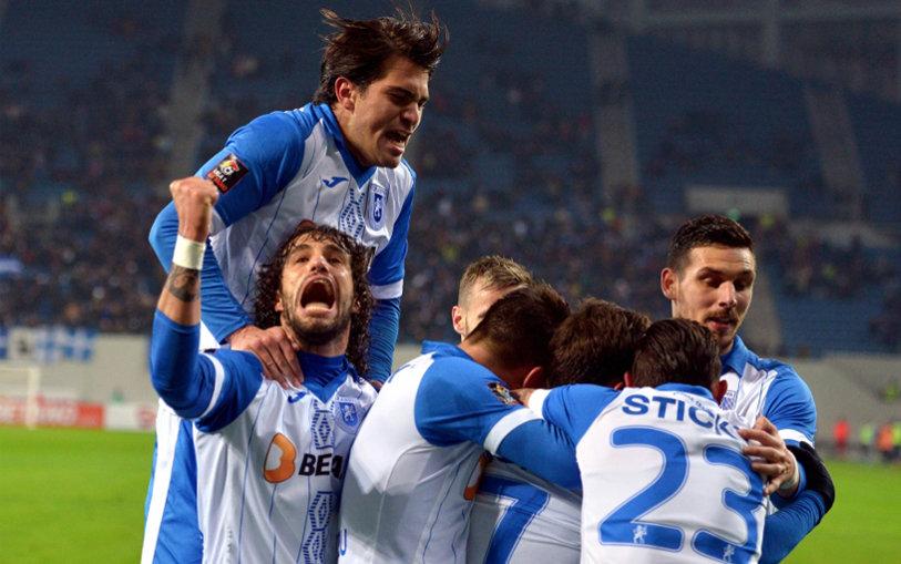 """""""Trebuie să profităm cât mai mult de ceea ce se petrece în tribune"""". Tiago Ferreira prefaţează meciul de debut al Craiovei în play-off, cu Astra"""