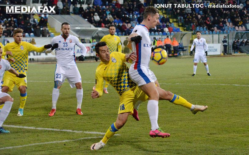 FC Botoşani - Juventus 0-0. Golofca şi Moruţan au ratat cele mai mari ocazii din primul meci al play-out-ului!