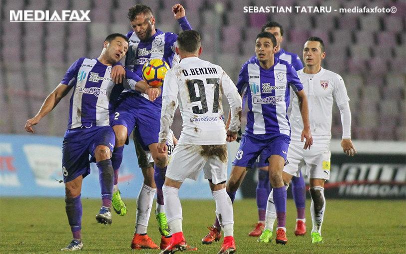 """ACS Poli vrea să înceapă play-out-ul cu o """"vendettă"""" cu FC Voluntari. Leo Grozavu le bate obrazul celor de la CCA"""