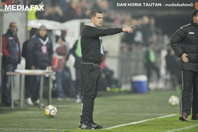"""""""E trist când pierzi în ultimul minut"""". Concluziile lui Stoican după meciul de infarct de la Cluj: """"Vom fi greu de bătut pentru orice echipă!"""""""